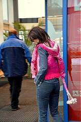 Iné oblečenie - Vesta plstená z ružového obláčika(vesta+odopínacia kapucňa) - 2456395
