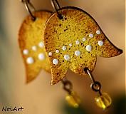 Náušnice - flavis campana - 2465818