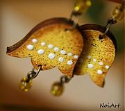 Náušnice - flavis campana - 2465823
