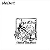 Nezaradené - Razítko EX LIBRIS kniha - 2468284