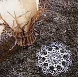 Úžitkový textil - obrúsok hačkovaný - 2470078