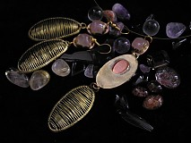 Sady šperkov - V Zlatej a Ružovej - 2474600