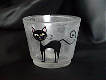 Svietidlá a sviečky - Svietnik - Three Kittens - 2485077