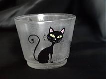 Svietidlá a sviečky - Svietnik - Three Kittens - 2485078