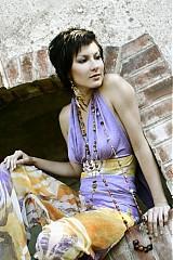 Šaty - Overaloš - milujem nežnú rafinovanú ženskosť - 2486366