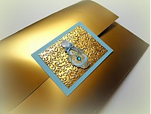Papiernictvo - Keď zlato vonia... - 2492881