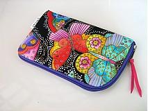 Na mobil - Barevní motýlci - pouzdro na mobil - 2509469