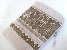 Taštičky - Andělínčino pouzdro na tablet, čtečku........ - 2509520