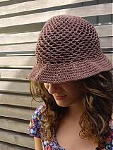 - klobuuk hnedý...hneď - 2511998