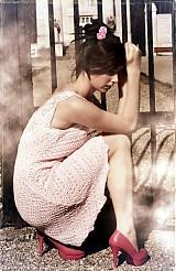 Šaty - SaraDress- ružová  - 2521739