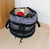 Iné tašky - hačkovaný raneček na hocičo - 2529191