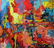 Obrazy - Krajina I. - 2536413