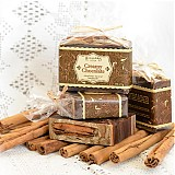 - Creamy Chocolate - prírodné ručne robené mydlo - 2539783