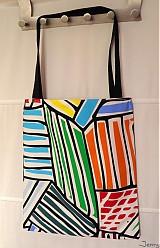 Nákupné tašky - Bunt - farebná taška - 2547184
