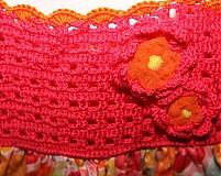Detské oblečenie - Pestrofarebné šaty - 2554146