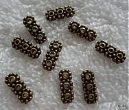 - Rozdeľovník 4x10mm-st.mos-1ks - 2555568