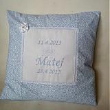 Úžitkový textil - Spomienka na krst - 2560254