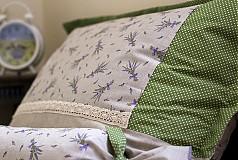 Úžitkový textil - Spánok v levanduliach - 2563649