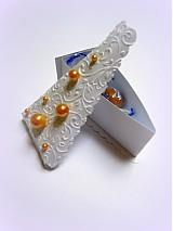 Darčeky pre svadobčanov - Zlatom pocukrovená... - 2564593