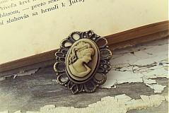Odznaky/Brošne - Vintage Lady - vymieňačka - 2571718