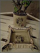 Úžitkový textil - Vintage sada - 2576801