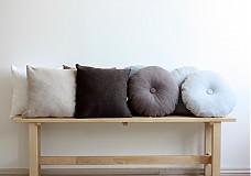 Úžitkový textil - Pure cashmere interiérové vankúše zo 100% kašmíru - 2584425