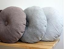Úžitkový textil - Pure cashmere interiérové vankúše zo 100% kašmíru - 2584434