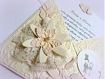 Papiernictvo - Svadobné snenie... - 2587203