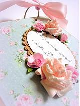 Papiernictvo - Vôňa babičkinej záhrady... - 2587265
