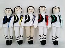 Bábiky - bábika Juro / folk/ - 2588564