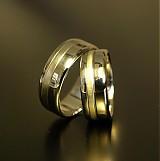 Prstene - Svadobné obrúčky - 2605500