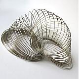 Suroviny - Pamäťový drôt 0,6mm, priemer 5,5cm, 5 otočiek - 2609034