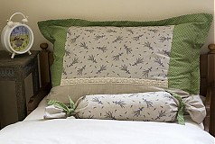 Úžitkový textil - Spánok v levanduliach - dvojposteľ - 2616499