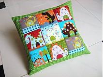 Úžitkový textil - Veselý s dinosaury - 2621845