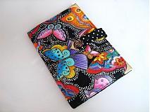Peňaženky - Na křídlech motýlů - vizitkář na 20 vizitek - 2621930