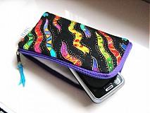 Na mobil - Hadi a hadice lákají mě velice - pouzdro na mobil - 2621980