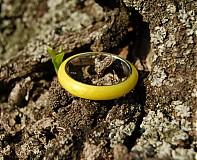 Prstene - Farebné perleťové prstene - 2622185