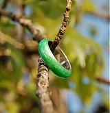 Prstene - Farebné perleťové prstene - 2622187