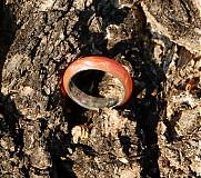 Prstene - Farebné perleťové prstene - 2622193