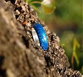 Prstene - Farebné perleťové prstene - 2622196