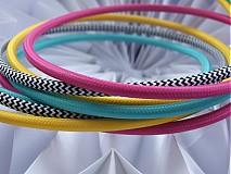 Svietidlá a sviečky - Textilné elektrické káble - 2629409