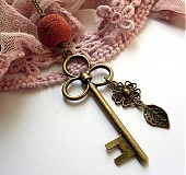 Kľúč od zámockej záhrady