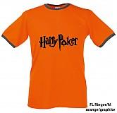 Oblečenie - Harry poker black Ringer - 2635823