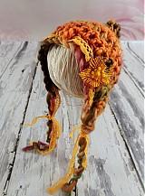 Detské čiapky - Handspun čepček - 2640042