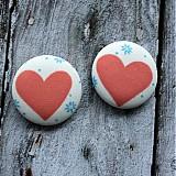 Materiál ručne robený - Zamilované buttony II. - 2648536
