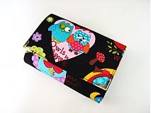 Peňaženky - Zamilované sovičky - 2655754