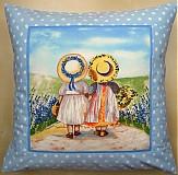 Úžitkový textil - Babičkino detstvo III. - 2664965