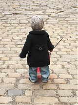 Detské oblečenie - Kabátikový blues - 2665158