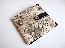 Peňaženky - Ze starých letopisů - peněženka - dokladovka - 2676333