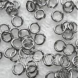 - Spoj.krúžok 5x1mm-platina-10ks - 2679768